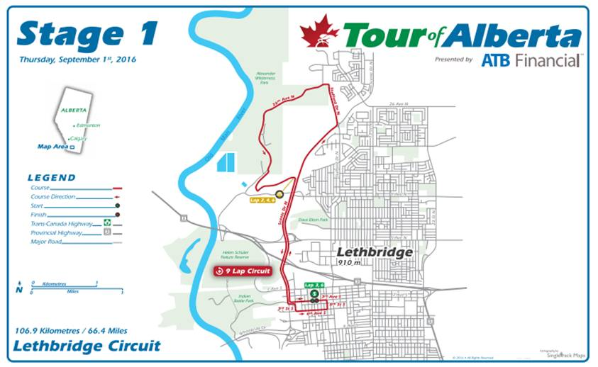 Tour of Alberta presented by ATB Financial