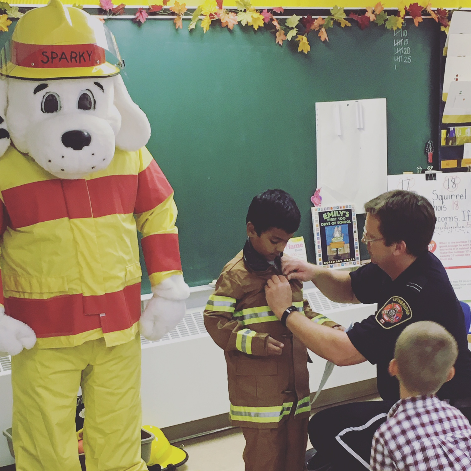 Fire Chief for a Day 2016.JPG